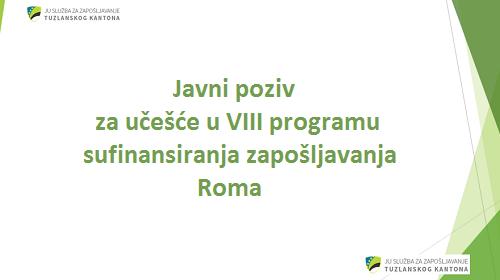 Javni poziv Romi