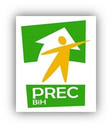 logo udruzenje PREC Zivinice januar 2016