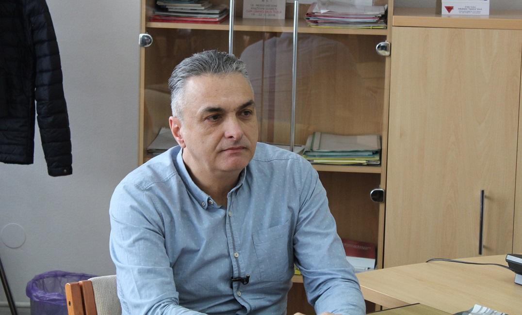 Emir Hamzic, direktor RPC Lipnica